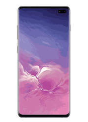 Samsung Galaxy S10+ at Sprint Pine Square Retail