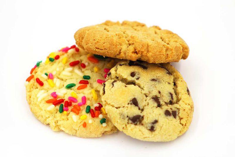 Cookies (6 x 20mg) 120mg - Variety - TopShelf