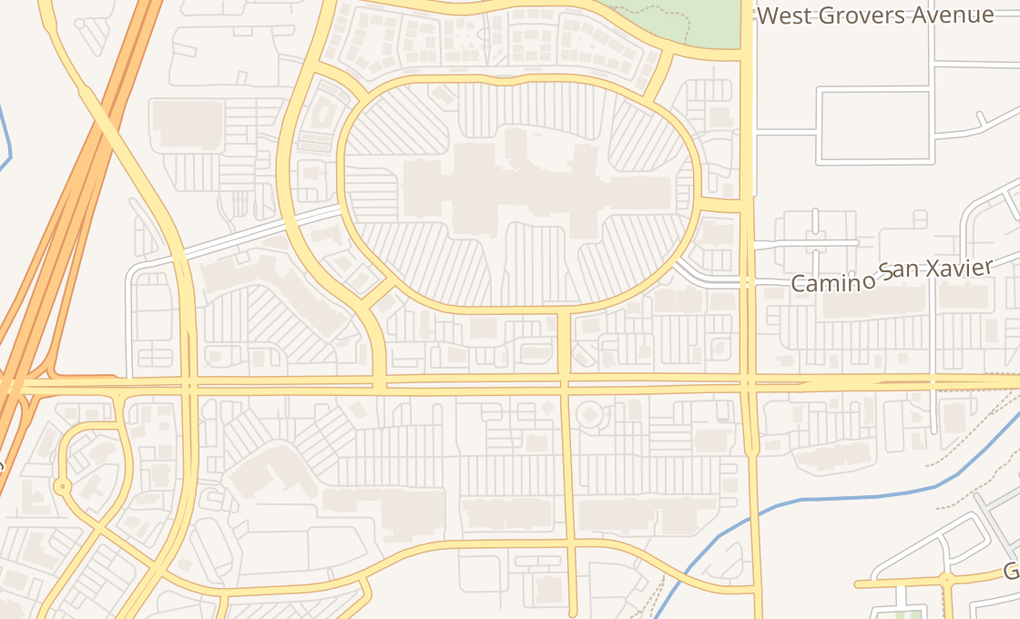 map of 7700 W Arrowhead Towne Ctr Ste 1133Glendale, AZ 85308