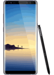 Samsung Galaxy Note8 Pre-Owned at Sprint 3100 Mccart Ave - inside Walgreens
