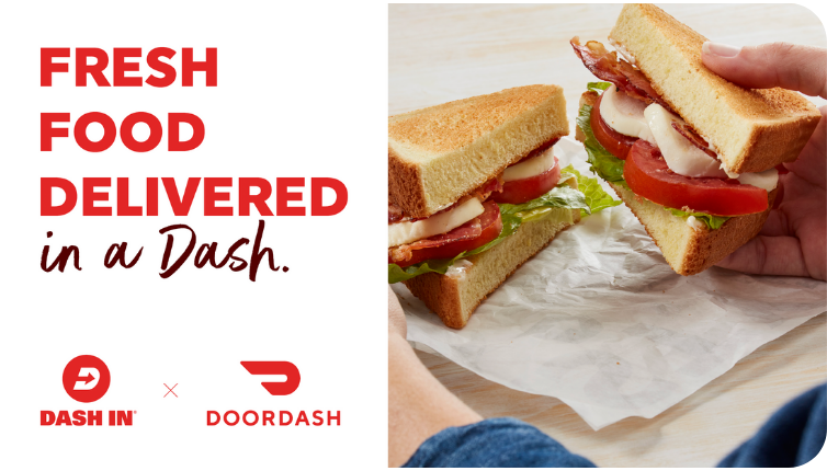 Fresh Food Delivered in a Dash_Promo_15331