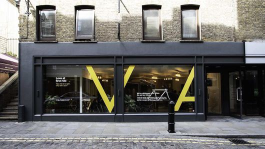 VanMoof London - London, UK