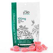 Tropical CBD Gummies | 100mg at Curaleaf AZ Central