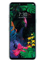 LG G8 ThinQ at Sprint Krispy Korner