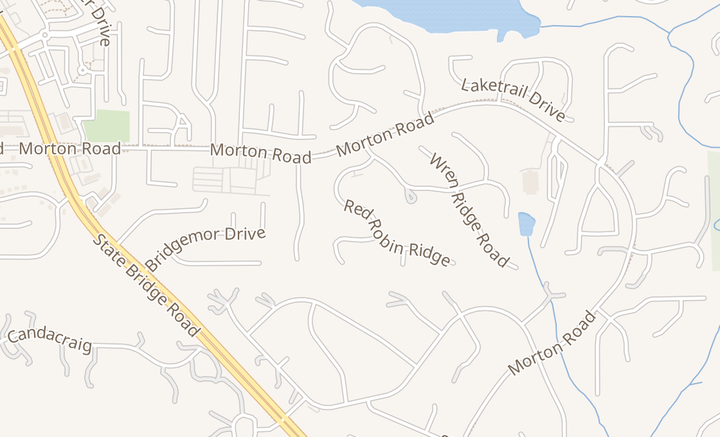 map of 6000 Medlock Bridge Pkwy Ste E400Johns Creek, GA 30022