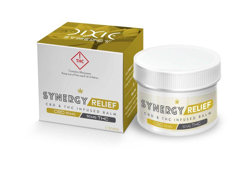 Dixie Synergy Relief 1-1 Balm - Curio