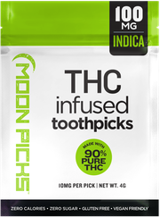 Toothpicks | GDP 10mg Ea | 10 packs at Curaleaf AZ Youngtown