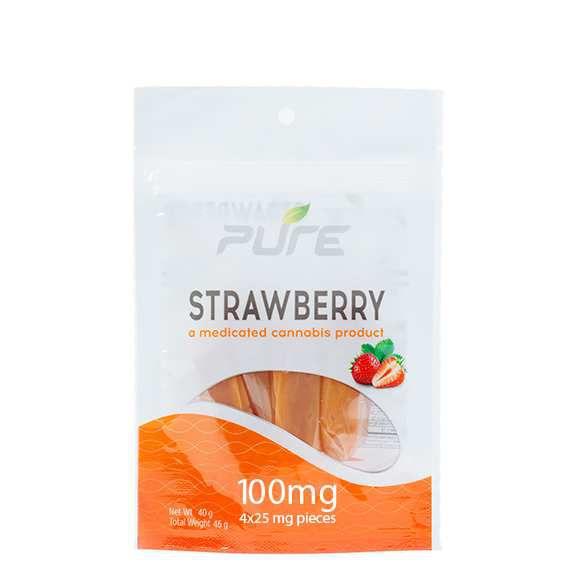 Strawberry | 100mg - PURE