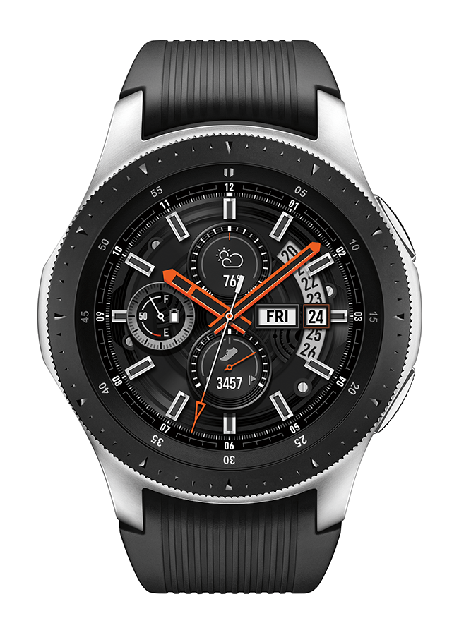 Samsung Galaxy Watch 46mm - Samsung | In Stock - North Bergen, NJ