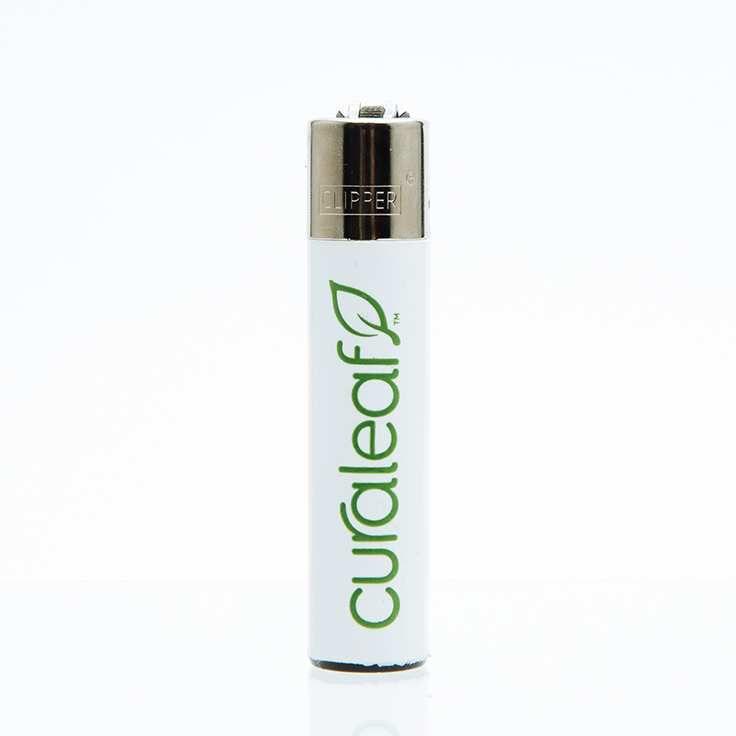 Curaleaf Clipper Lighter - Curaleaf
