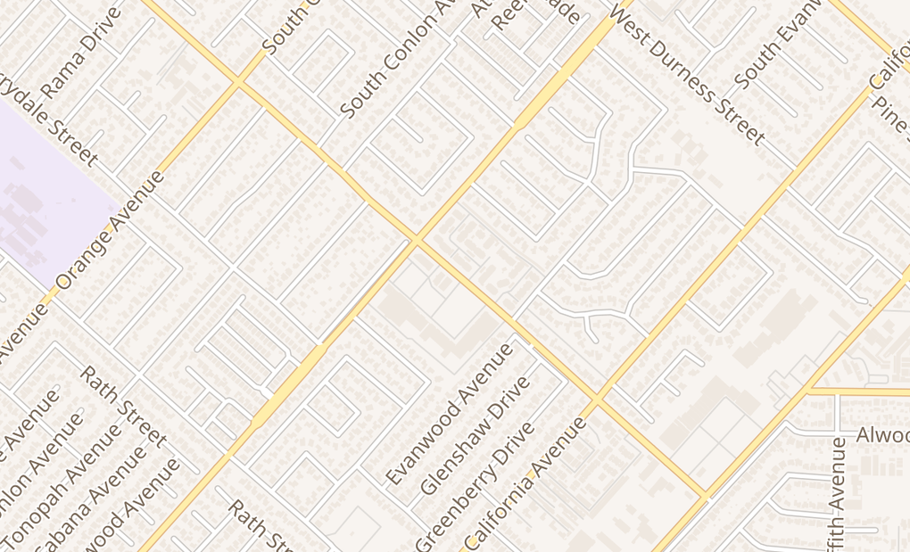 map of 1300 W Francisquito Ave Ste AWest Covina, CA 91790