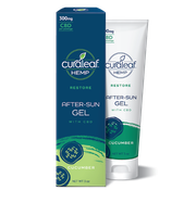 Hemp CBD After-Sun Gel at Curaleaf Carle Place