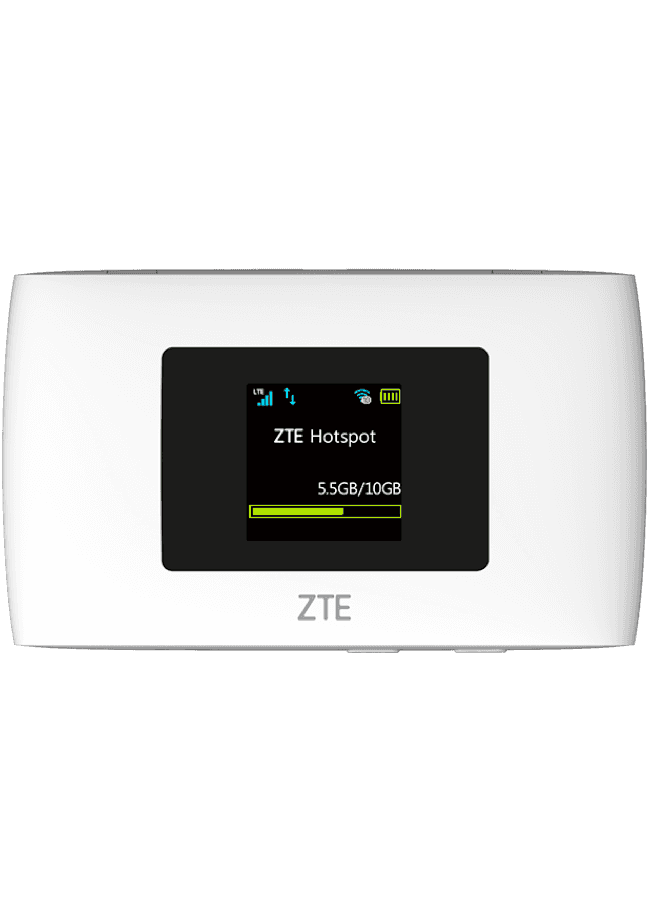 ZTE Warp Connect - ZTE | Out of Stock - Cedar Rapids, IA