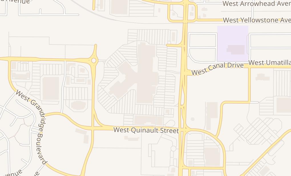 map of 1321 N Columbia Center Blvd Ste 445Kennewick, WA 99336