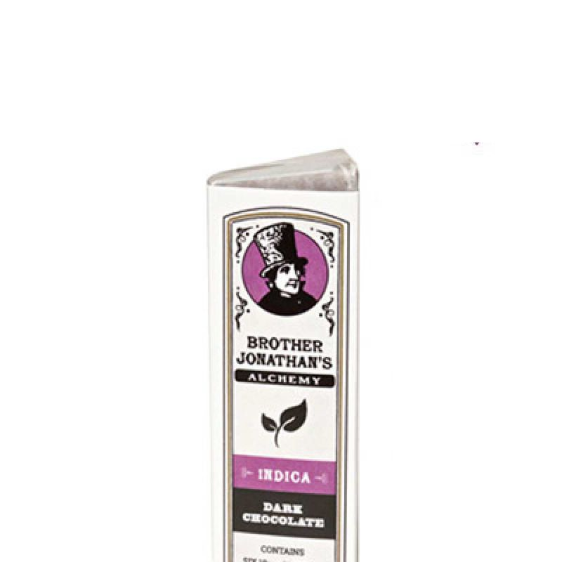 Dark Chocolate Indica | 60mg - Brother Jonathan's