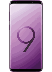 Samsung Galaxy S9 plusat Sprint In Front Of Wal-Mart Center