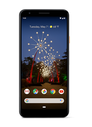 Google Pixel 3a at Sprint 24901 Santa Clara St Ste 5