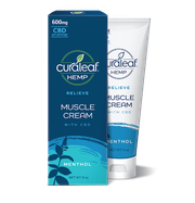 Hemp CBD Muscle Cream - Menthol at Curaleaf Queens - Pick-up Only
