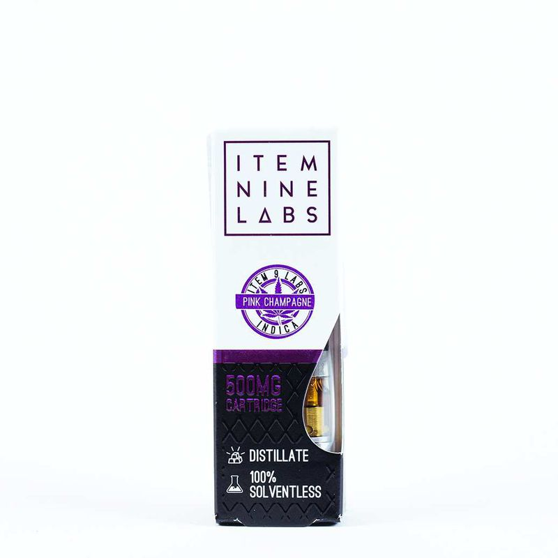 Item 9 - Candyland Cartridge | 500mg - - Item 9