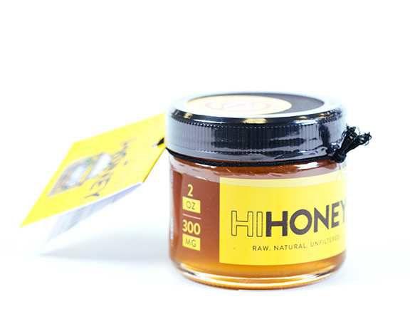 Honey   120mg - HI BUDDY ORGANICS