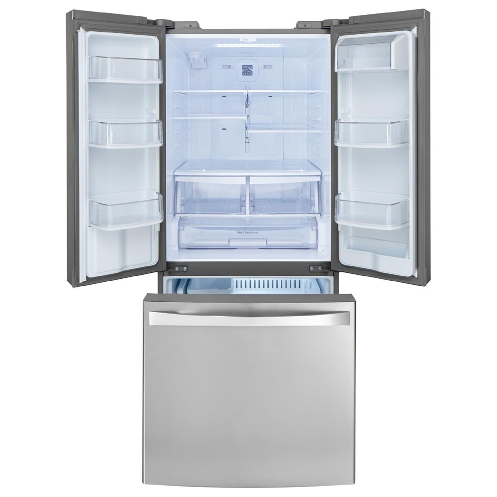 Kenmore Elite 71323 218 Cu Ft French Door Bottom Freezer