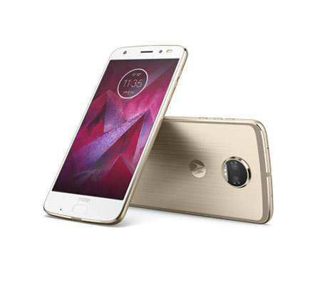 moto z2 force edition - Motorola
