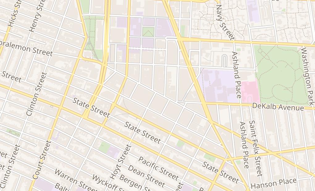 map of 456 Fulton StBrooklyn, NY 11201