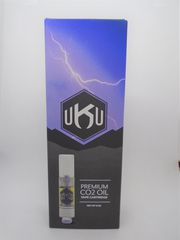 UKU Cherry AK .5g cart at Curaleaf Airpark