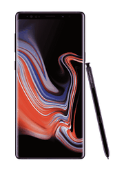 Samsung Galaxy Note9at Sprint Spreckls Park