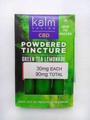 Kalm CBD Green Tea Lemonade Powder at Curaleaf Airpark