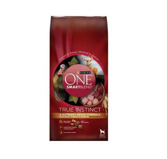 Purina One Smartblend 275lb Turkey And Venison Adult Dog Food