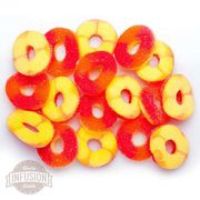 Peach Rings Gummies - 150mg at Curaleaf AZ Central