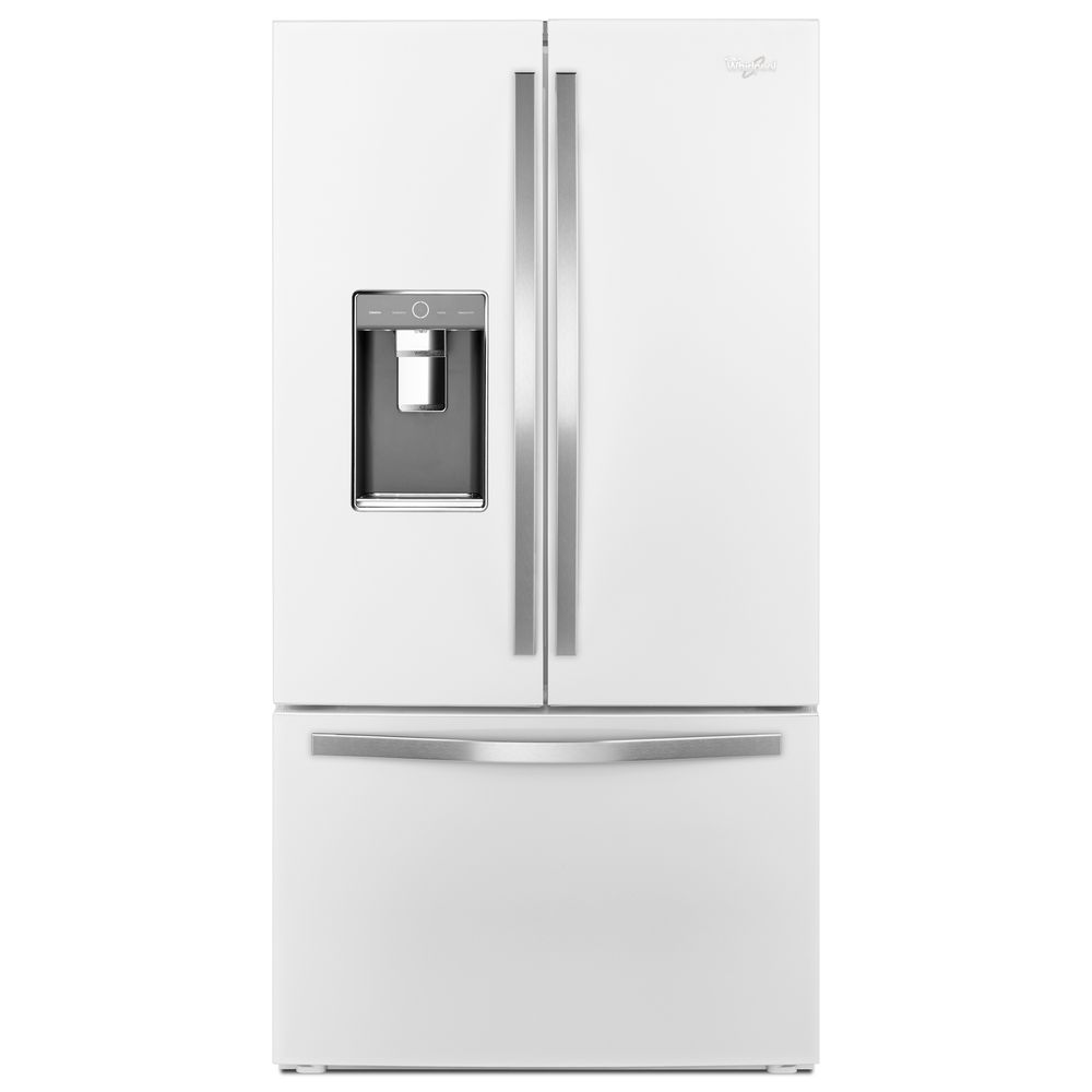 Whirlpool wrf992fifh 32 cu ft french door refrigerator w whirlpool wrf992fifh 32 cu ft french door refrigerator winfinity slide shelf rubansaba
