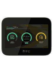 HTC 5G Hubat Sprint Desert Ridge