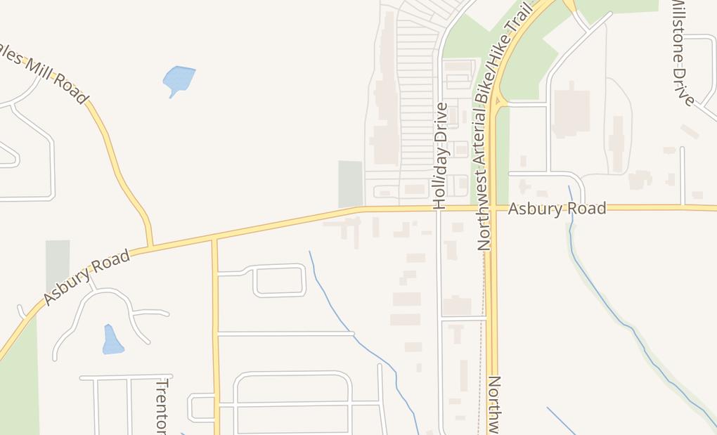 map of 4840 Asbury RdDubuque, IA 52002