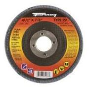 "Forney Industries Flap Disc 4-12""x7/8"" Arbor 80grit  71987at Rural King Jeffersonville, IN #48"