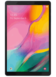 Samsung Galaxy Tab A 10.1 at Sprint Inside H-E-B Lytle