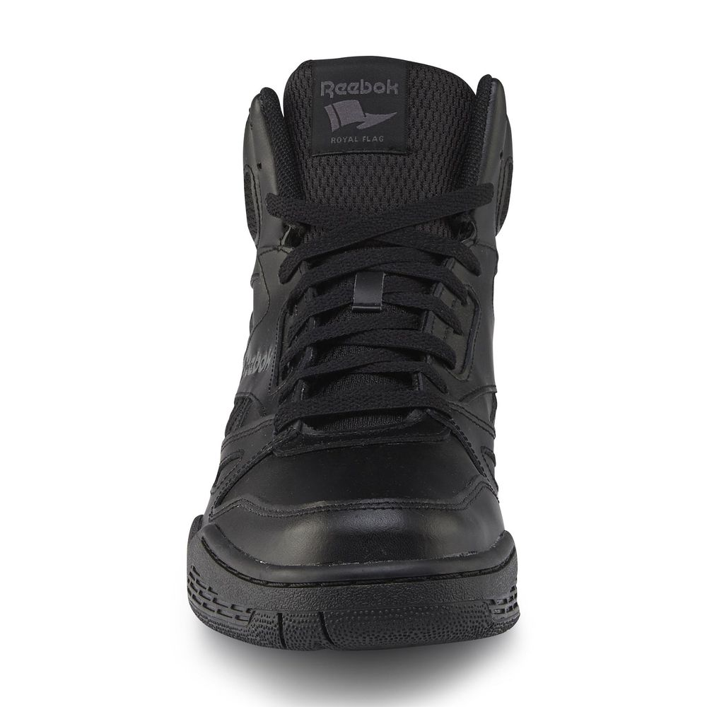 Reebok Men s Royal BB4500 Black High-Top Basketball Shoe - Wide Width  Available - Reebok f095c1b02