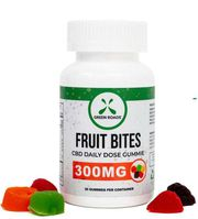 Hemp CBD- Fruit Bites 300mg at Curaleaf Maine