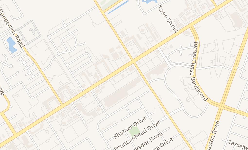 map of 4539 FM 1960 Rd W Ste AB-4539Houston, TX 77069